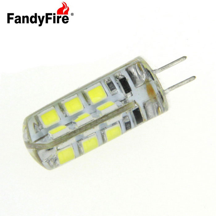 FandyFire G4 2W 24-2835 LED Light Bluish White (DC 12V)