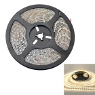 JIAWEN 36W LED Strip Light Lamp Warm White 3200K 2800lm 300-3528 SMD (DC12V / 5m)