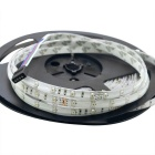 JIAWEN Résistant à l'eau 25W 300-3528 SMD RGB LED Light Strip - Blanc (DC 12V / 5m)