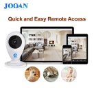"JOOAN 1/4"" CMOS 1.0MP HD 720P Wireless IP Camera SD Card Recording / 2 Way Speak / Motion Detection"