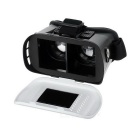 "Vetri 3D VR Video con mouse BT per telefono da 3,6""- 6,0"" - Bianco + Nero"