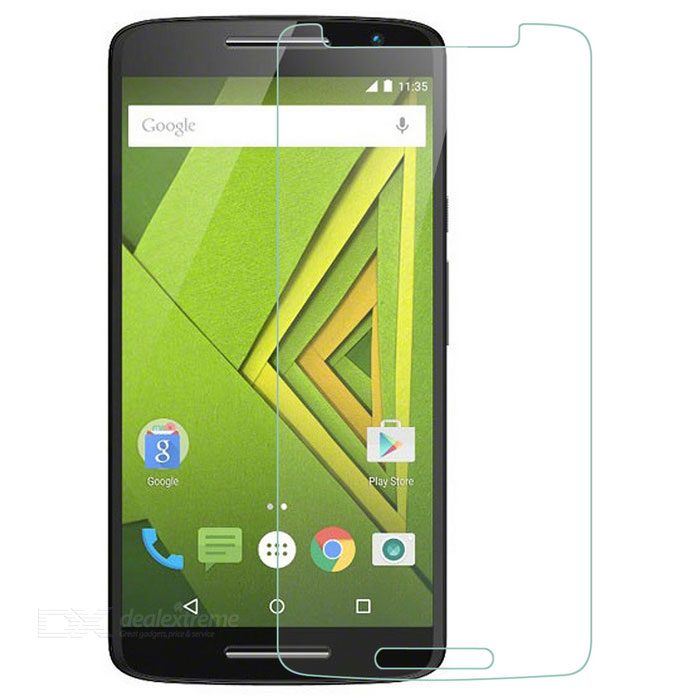 Anti-Fingerprint Matte ARM Screen Protector Guard for Motorola Moto X Play / XT1561 - Transparent