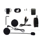 Capacete Bluetooth Intercom Interphone Full Duplex Intercomunicador em tempo real