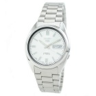 Seiko 5 SNXS73J1 Gents Automatic Silver Dial Stainless Steel Watch (No Box)
