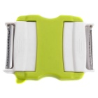 Melon Cutter Kitchen Fruit Planing Tool - White + Green