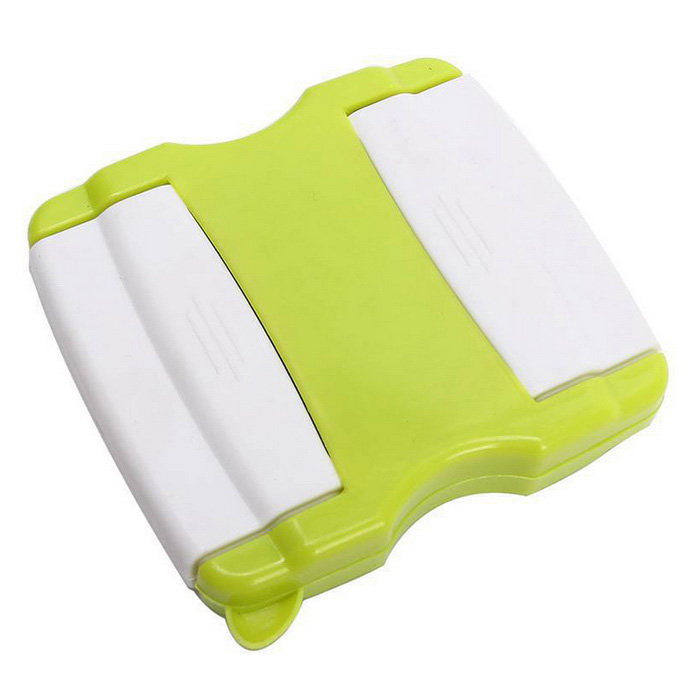 melon cutter kitchen fruit planing tool white green