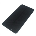 WN-17 1.0W 5V 200mA Solar Power Panel - Black  (110 x 55mm)