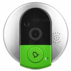 VSTARCAM 720P HD Wi-Fi Remote Doorbell Doorcam w/ IP Camera / Support 64G TF Card (US Plug)