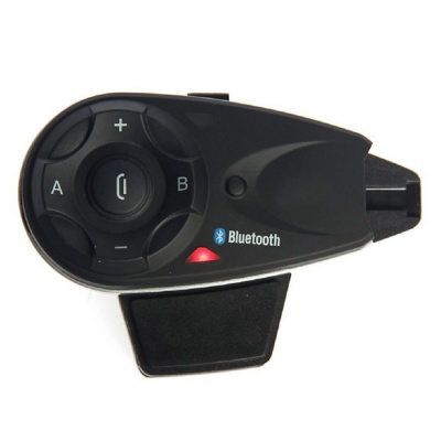 VNETPHONE V5-EU 1200M Motorcycle Bluetooth Helmet Intercom Headset for