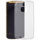 OCUBE Protective TPU Back Case Cover for Kingzone Z1 - Translucent White
