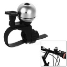 CTSmart Bike Bicycle Mini Ultra-Loud Safety Warning Bell - Black + Silver