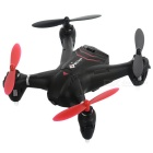 WLtoys DQ242G 5.8GHz 4-CH RC quadcopter w / TF kaart / 6-assige gyro / 360 'tumble / lamp / camera - rood