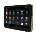 "7 ""GPS Navigator HD Android voiture 1080P DVR MT8127 Quad-Core Bluetooth / Wi-Fi / AVIN / 8GB Carte UE"