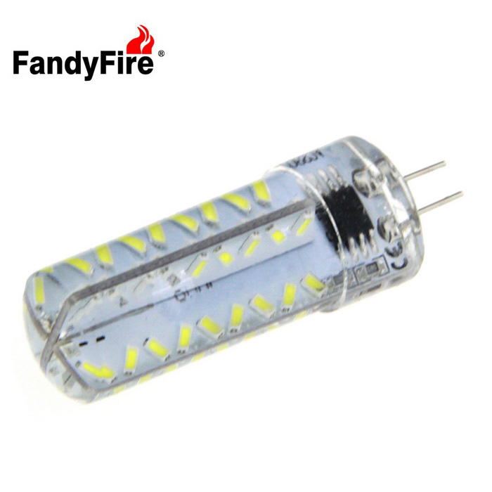 FandyFire G4 7W Dimmable LED Light Bulb Lamp Bluish White