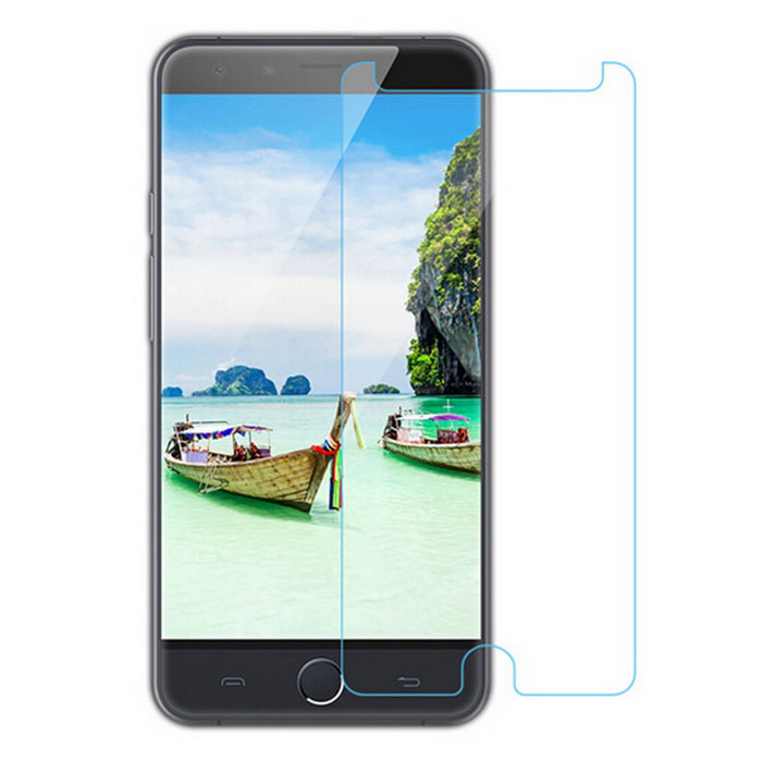 TOCHIC 9H 2.5D Tempered Glass Film Screen Protector for Ulefone Be Touch 3 - Transparent