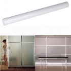 Frosted White Window Film Household Insulation Privacy Glass Membrane 50 x 300cm