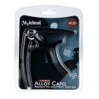 Meideal MC20 Aluminum Alloy Capo Clamp for Acoustic Guitar / Electric Guitar - Black