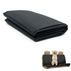 Waterproof Pet / gato / cão de assento tampa do carro Voltar Seat Cover Protector Bench w / Belt