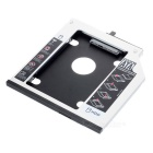 "9.5mm 2.5"" SATA / SATA II HDD Hard Drive Caddy Holder for Lenovo Laptop CD / DVD-ROM Optical Bay"