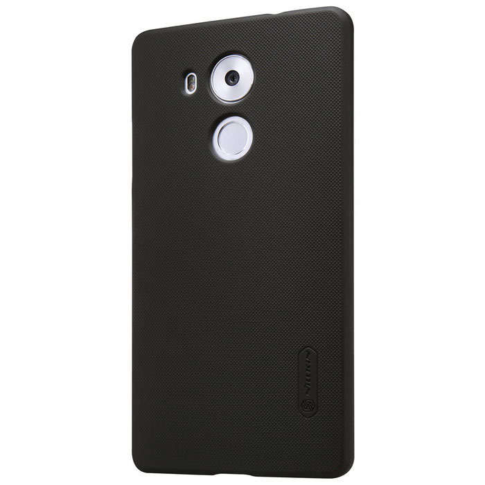 NILLKIN Protective Plastic Back Case Screen Protector HUAWEI Ascend Mate 8 - Black