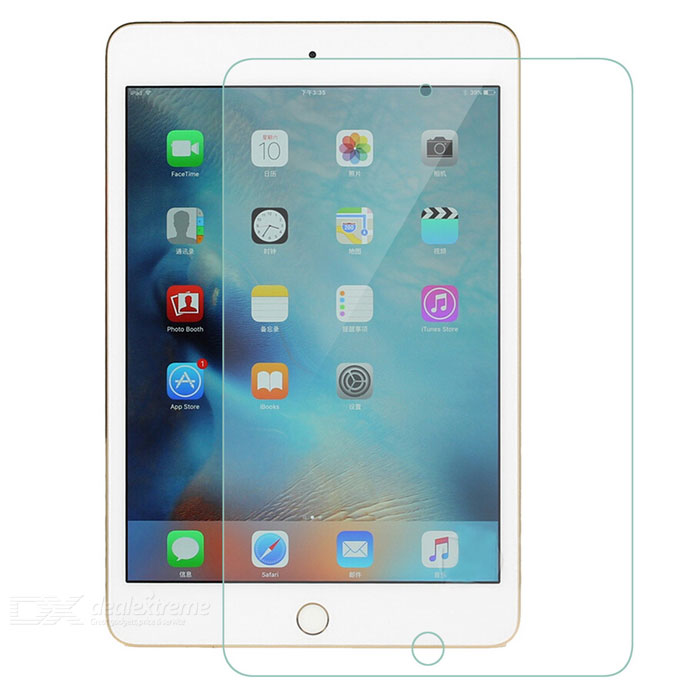 Clear PET Screen Protector for IPAD Mini 4 - Transparent