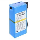 "Rechargeable DC 121500 12.6V ""15000mAh"" Battery w/ Switch - Blue"