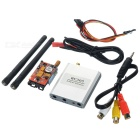 TS351+RC305 5.8G 200mW FPV Image Transmitter Receiver Kit - Silver