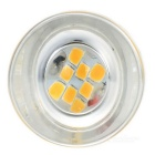 G4 2W 8-2835 SMD 220lm 3000K Warm White Light Decorative Crystal Lamp / Kitchen Lamp (AC 220V)