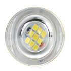 G4 2W 9-SMD 2835 Cold White Light Crystal Lamp / Kitchen Bulb