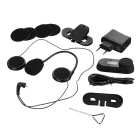 Set interfono per casco moto bluetooth TCOM-SC 800m - nero