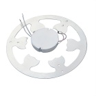 JW 15W 1500lm 3200K 30-SMD 5730 Warm White Light Source w/ Magnetic Nail for Ceiling Lamp