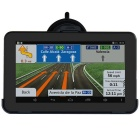 "Edaohang 7"" HD Android 4.4 Car GPS Navigation Tablet w/ US+CA Map"