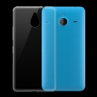 Protective Back Cover Case for Microsoft Lumia 640 XL - Transparent