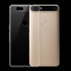 Protective TPU Back Cover Case for Huawei Google Nexus 6P - Translucent