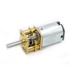 N20 DC Gear Motor Large Torque Motor 3-9V / 150RPM for Smart Car