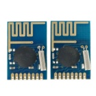 2.4G SE8R01 SMD Wireless Transceiver Module Similar with NRF24L01 for DIY (2PCS)