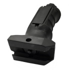 New Ergonomic Combat Sniper Pistol Grip w/ Bottom Compartment - Black (20mm Caliber)