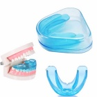 Silicone Utility Tooth Orthodontic Appliance Brace Oral Hygiene Dental Care Equipment - Blue