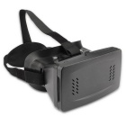 Plastic VR Virtual Reality Glasses Magnet Control Google Cardboard 3D Glass for 3.5-6 inch Phone