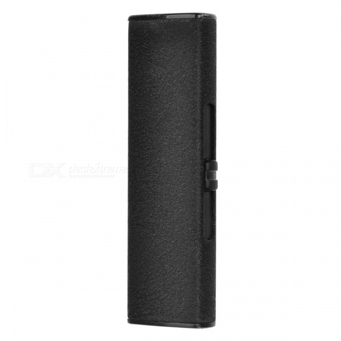 USB Rechargeable Arc Windproof Electronic Cigarette Lighter - BlackOther Lighters<br>Form ColorBlackModelN/AMaterialABSQuantity1 DX.PCM.Model.AttributeModel.UnitShade Of ColorBlackTypeUSBWindproofYesPower SupplyLithium batteryCharging Time2 DX.PCM.Model.AttributeModel.UnitPacking List1 x Lighter<br>