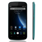 "DOOGEE X3 Quad-Core Android 5.1 WCDMA Bar Phone w/ 4.5"", 1GB RAM, 8GB ROM, GPS - Blue Green"