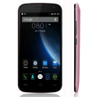 "DOOGEE X3 Quad-Core Android 5.1 WCDMA Bar Phone w/ 4.5"", 1GB RAM, 8GB ROM, GPS - Pink"