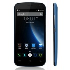 "DOOGEE X3 Quad-Core Android 5.1 WCDMA Bar Phone w/ 4.5"", 1GB RAM, 8GB ROM, GPS - Blue"