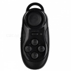 Controlador de jogos sem fio Bluetooth Joystick Gamepad Game para Android / IOS Smart Phone - Preto