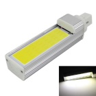 G24 9W 720lm 6000K LED COB Cold White Energy Saving Lamp (AC 85~265V)