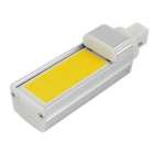 G24 7W 560lm 3000K LED COB Warm White Light Lamp (AC 85~265V)