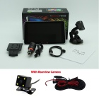 "TiaiwaiT 7"" HD MT8127A Android Car GPS Navigator w/ US+CA Map"