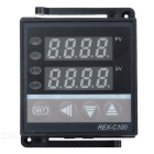 Temperature Controller w/ K-Type Probe - Black