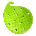 Multifunctional Fruit / Vegetable Cleaning Brush / Insulation Pad - Green