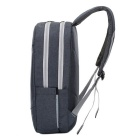 "SENDIWEI  S-317W Fashion Travel Backpack for 15.6"" Notebook Laptop - Black"